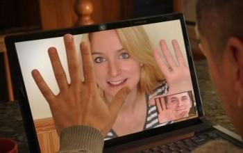 Laptop Video Chat