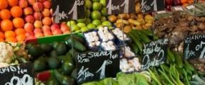 fruit & veg stall abroad