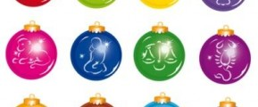 Zodiac Christmas Baubles