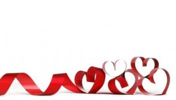 Heart Shaped Ribbon