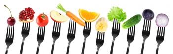 Rainbow of Fruit & Vegetables