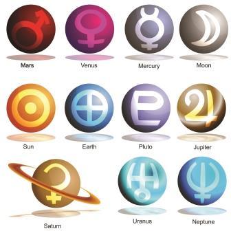 Planet Hieroglyphs