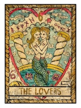 Tarot Cards: The Lovers