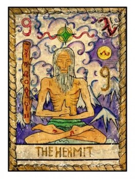 Tarot: The Hermit